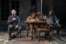 Review: A Bright Room Called Day at Public Theater