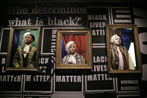 Review: The Black History Museum…According to the United States of America at HERE