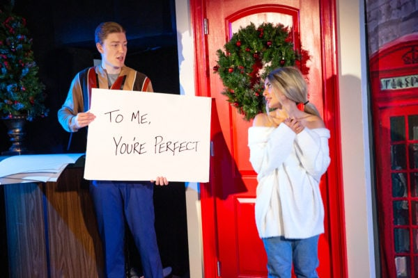Review: Love Actually? The Unauthorized Musical Parody at the Jerry Orbach Theater