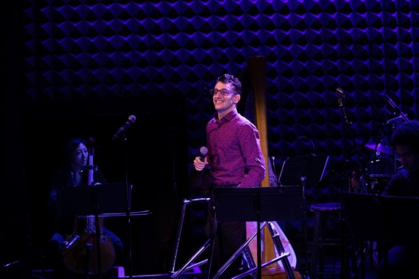 Review: Falling for Make Believe at Joe's Pub