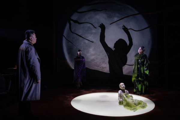 Review: Blood Moon at Baruch Performing Arts Center
