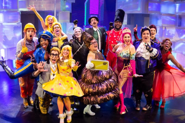 Review: Emojiland The Musical at The Duke on 42nd Street