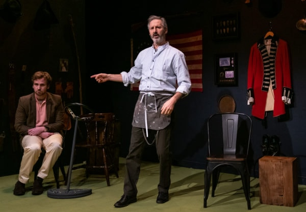 Review: How to Load a Musket at 59E59 Theaters
