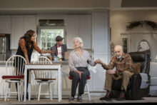 Review: Grand Horizons at Helen Hayes Theater