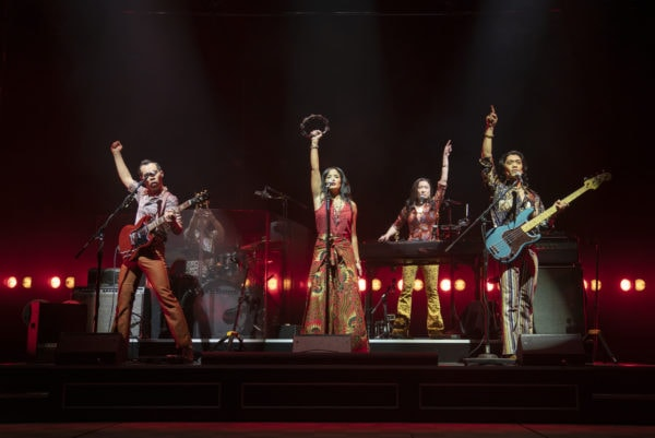 Review: Cambodian Rock Band at Signature Theatre Center
