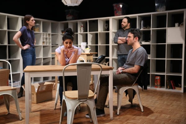 Review: The Commons at 59E59 Theaters