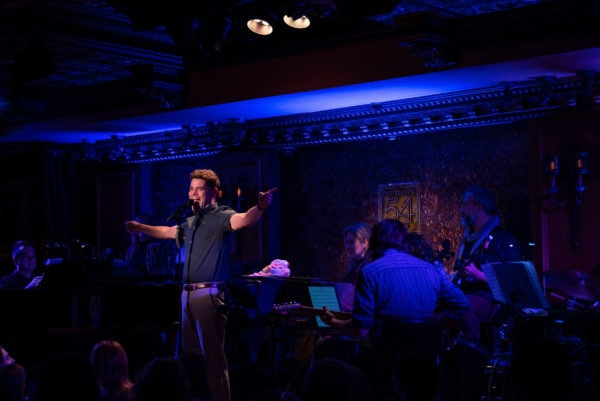 Review: Jeremy Jordan at Feinstein's/54 Below