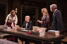 Review: The Perplexed at Manhattan Theatre Club