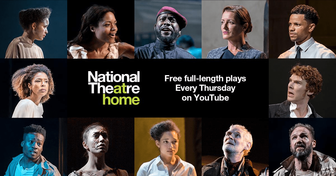 NTLive at Home (Photo: NTLive)