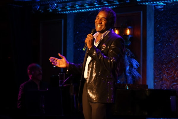 Review: Norm Lewis: Christmastime is Here! at Feinstein's/54 Below