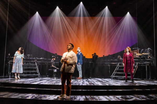 Review: Songs for a New World at Paper Mill Playhouse