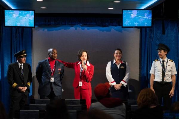 Review: Bonnie's Last Flight at NYTW Next Door