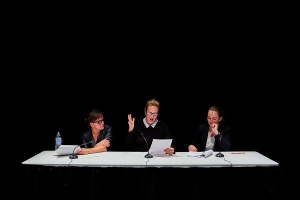 Review: Wild Bore at NYU Skirball